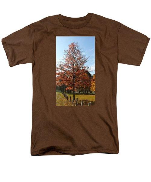 Blue Sky Men's T-Shirt  (Regular Fit) by Jana E Provenzano