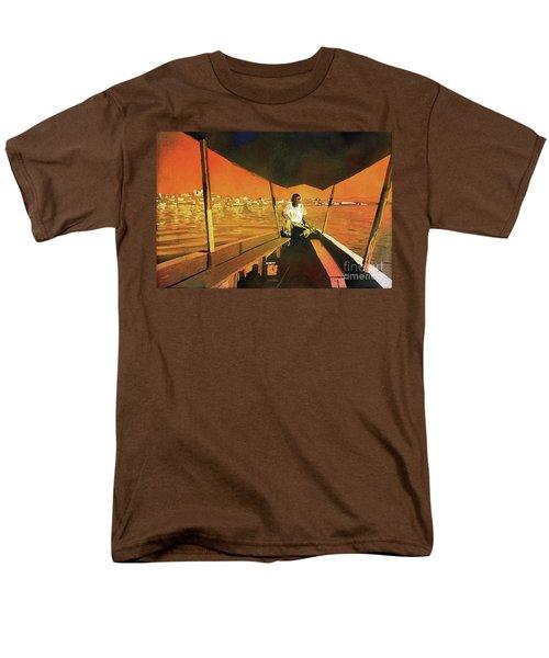 Boatman Guatemala Men's T-Shirt  (Regular Fit) by Ryan Fox