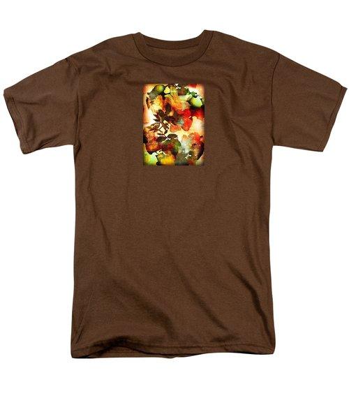 Men's T-Shirt  (Regular Fit) featuring the photograph Bokeh Blossoms by Robin Regan