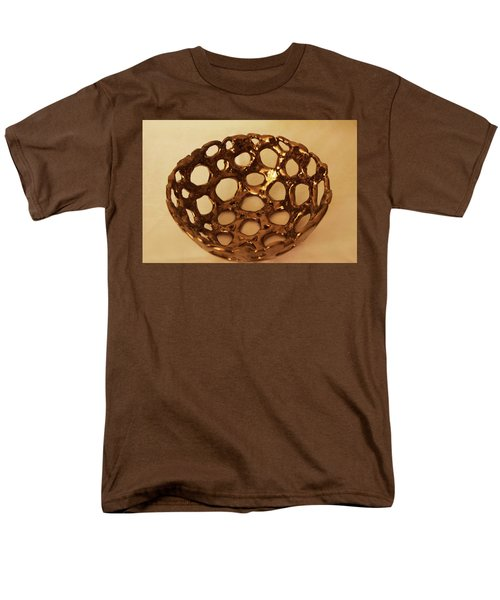 Bowle Of Holes Men's T-Shirt  (Regular Fit) by Itzhak Richter