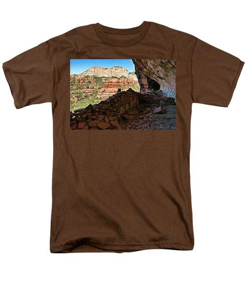 Boynton Canyon 05-1019 Men's T-Shirt  (Regular Fit) by Scott McAllister