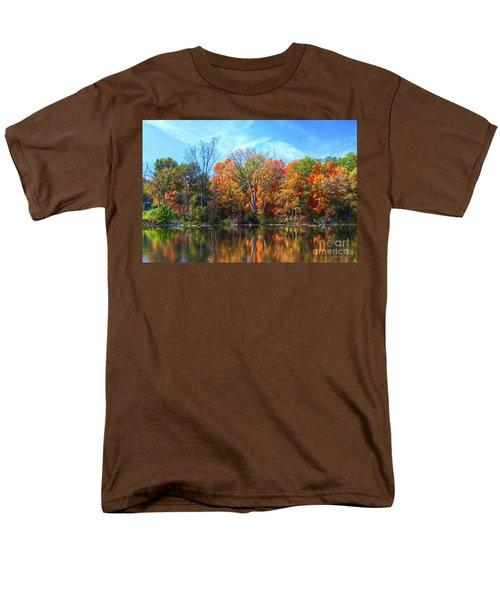 Breathless Men's T-Shirt  (Regular Fit) by Robert Pearson