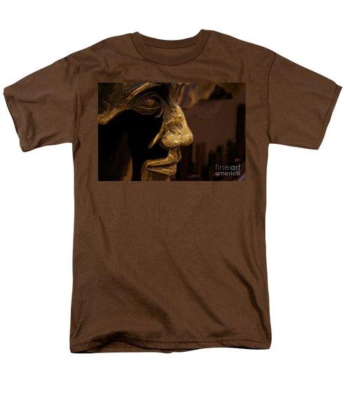 Men's T-Shirt  (Regular Fit) featuring the photograph Broken Face by Xn Tyler