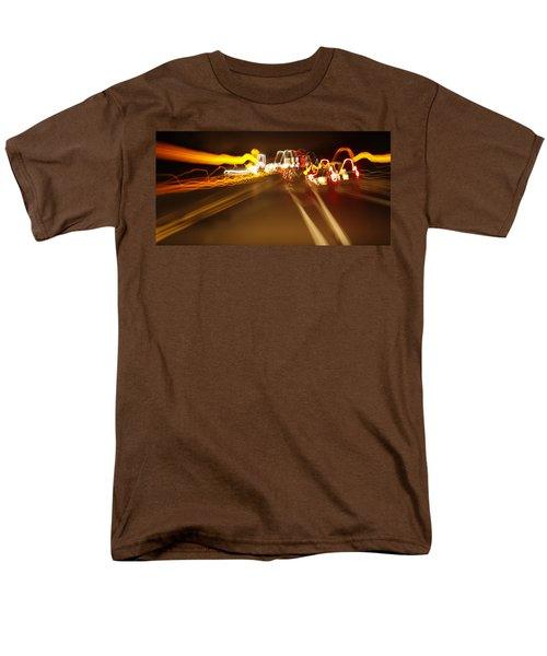 Men's T-Shirt  (Regular Fit) featuring the painting Bump by Xn Tyler