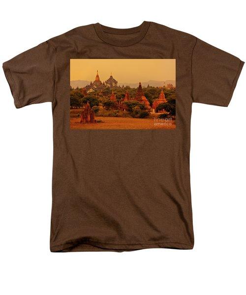 Men's T-Shirt  (Regular Fit) featuring the photograph Burma_d2136 by Craig Lovell