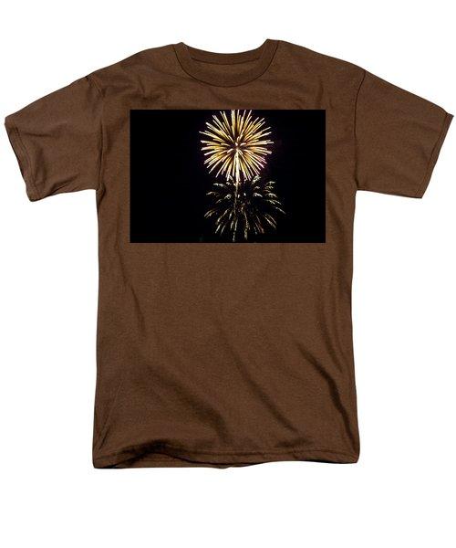 Men's T-Shirt  (Regular Fit) featuring the photograph Burst by Tara Lynn