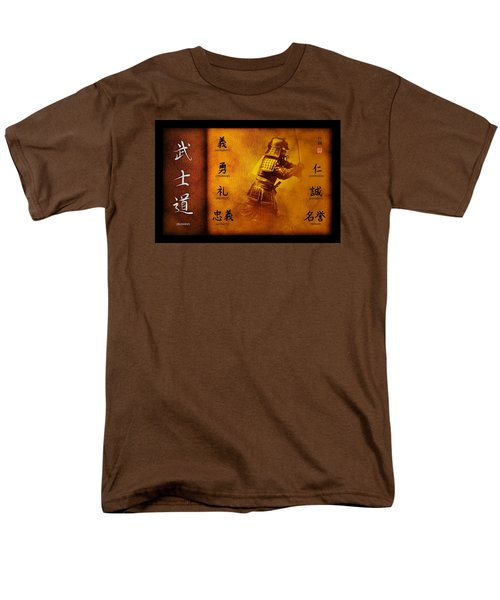 Bushido Way Of The Warrior Men's T-Shirt  (Regular Fit) by John Wills