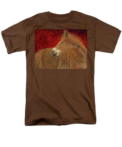Butterscotch Men's T-Shirt  (Regular Fit)
