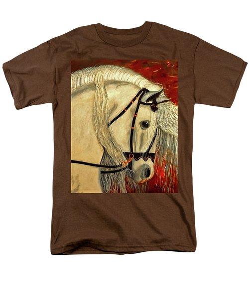 Califa Men's T-Shirt  (Regular Fit) by Manuel Sanchez