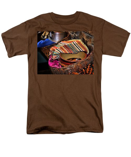 Men's T-Shirt  (Regular Fit) featuring the photograph Camelback 8849 by Sylvia Thornton