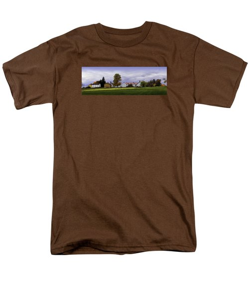 Men's T-Shirt  (Regular Fit) featuring the photograph Canterbury Shaker Village Nh by Betty Denise