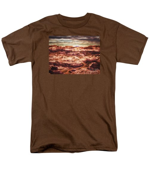 Canyon In The Painted Desert  ... Men's T-Shirt  (Regular Fit) by Chuck Caramella