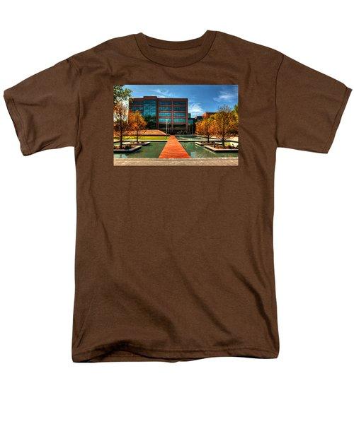 Centurylink Corporate Headquarters Men's T-Shirt  (Regular Fit) by Ester  Rogers