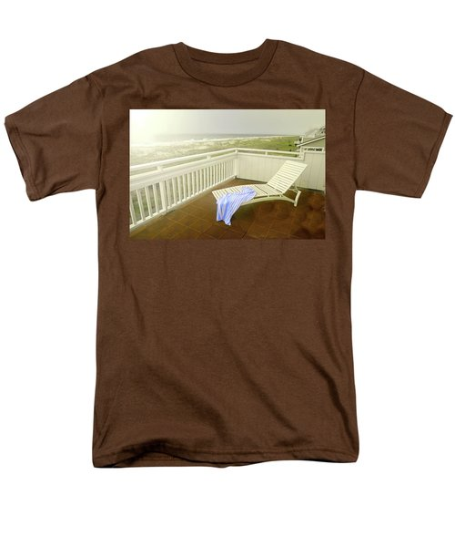 Chaise Lounge Men's T-Shirt  (Regular Fit) by Diana Angstadt