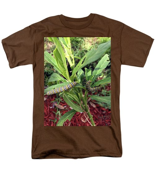 Change Is Coming Men's T-Shirt  (Regular Fit) by Audrey Robillard