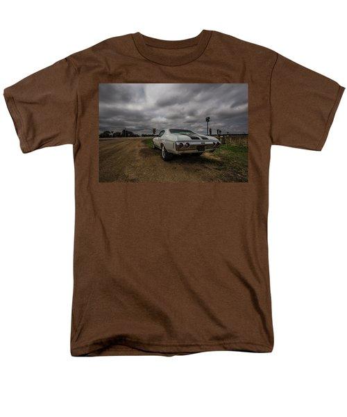 Men's T-Shirt  (Regular Fit) featuring the photograph Chevelle Ss by Aaron J Groen