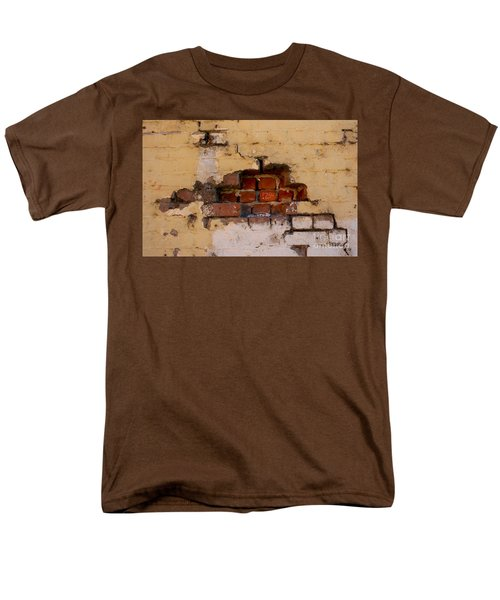 Chico Wall 79 Men's T-Shirt  (Regular Fit) by Suzanne Lorenz