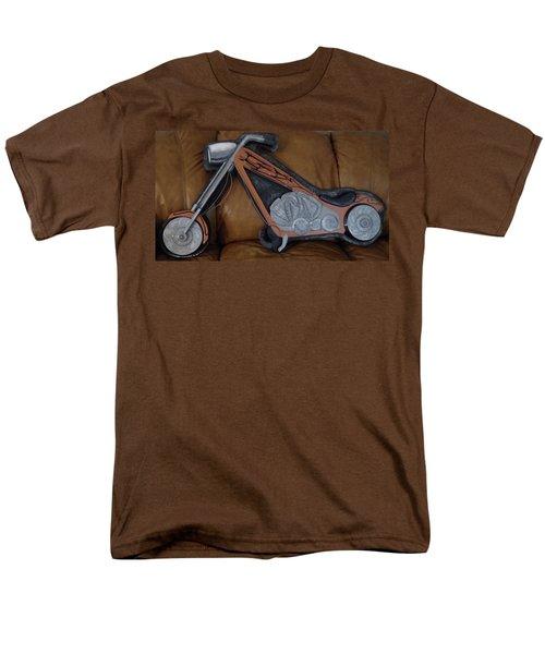 Chopper Men's T-Shirt  (Regular Fit) by Val Oconnor