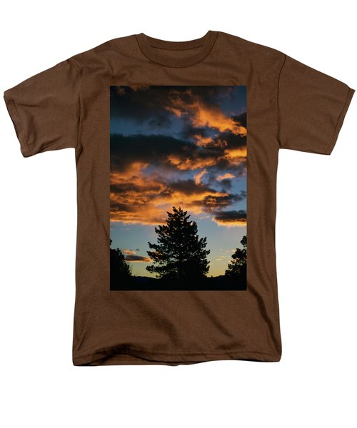 Christmas Eve Sunrise 2016 Men's T-Shirt  (Regular Fit) by Jason Coward