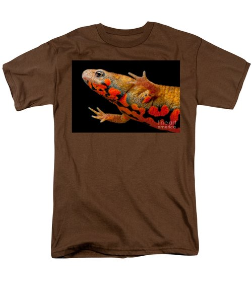 Chuxiong Fire Belly Newt Men's T-Shirt  (Regular Fit) by Dant� Fenolio