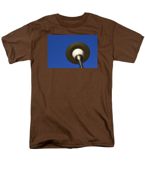 Men's T-Shirt  (Regular Fit) featuring the photograph Circle And Blues by Prakash Ghai