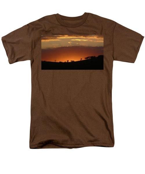 Clarkes Road II Men's T-Shirt  (Regular Fit) by Evelyn Tambour