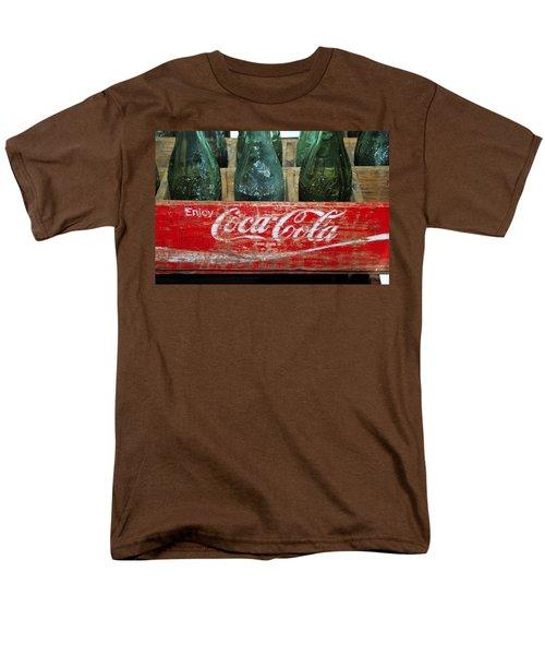 Classic Coke Men's T-Shirt  (Regular Fit) by David Lee Thompson