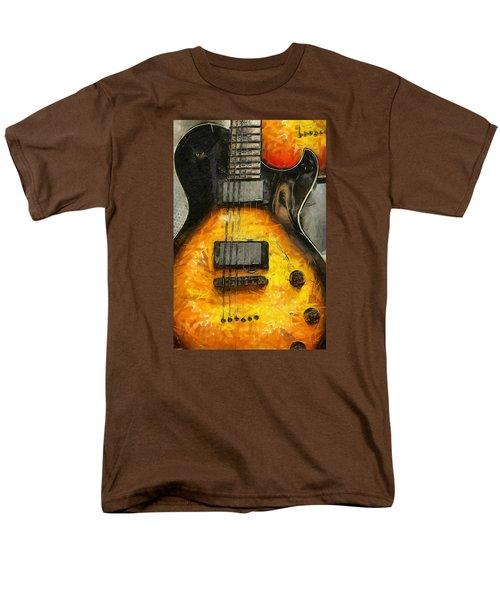 Classic Rock Men's T-Shirt  (Regular Fit) by Brian Davis