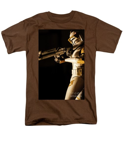 Men's T-Shirt  (Regular Fit) featuring the photograph Clone Trooper 6  by Micah May