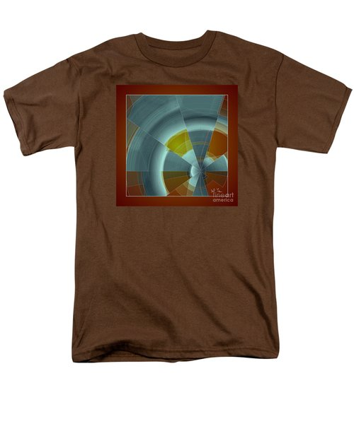Cold Rays Men's T-Shirt  (Regular Fit) by Leo Symon