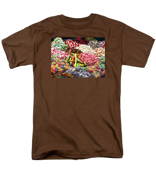 Men's T-Shirt  (Regular Fit) featuring the photograph Colors And Sweet by Arik Baltinester