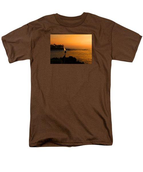 Colors Of Waikoloa Hawaii Men's T-Shirt  (Regular Fit) by Kerri Ligatich