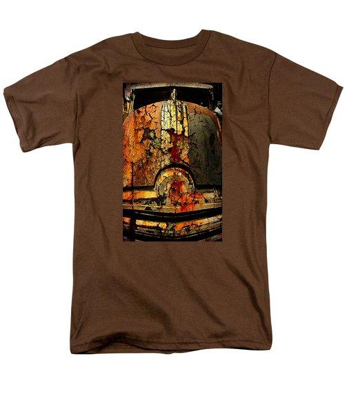 Cracked Pontiac Men's T-Shirt  (Regular Fit)