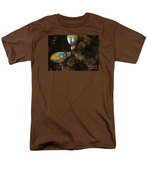 Men's T-Shirt  (Regular Fit) featuring the digital art Crawdad by Melissa Messick
