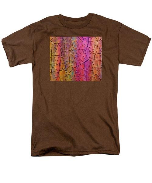 Crossroads Men's T-Shirt  (Regular Fit) by Alan Casadei