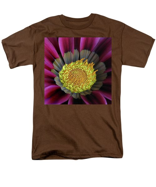 Men's T-Shirt  (Regular Fit) featuring the photograph Crown Of Pollen by David and Carol Kelly