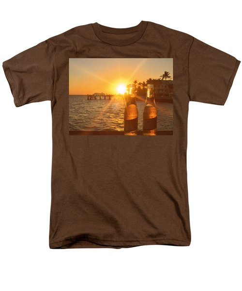 Crystal Clear Men's T-Shirt  (Regular Fit) by JAMART Photography