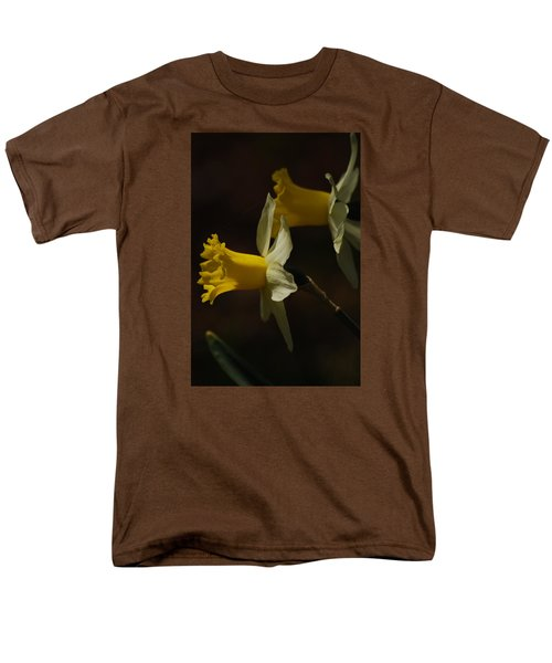 Men's T-Shirt  (Regular Fit) featuring the photograph Daffodil by Ramona Whiteaker