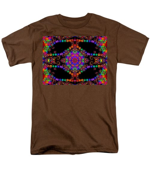 Men's T-Shirt  (Regular Fit) featuring the digital art Dakota by Robert Orinski