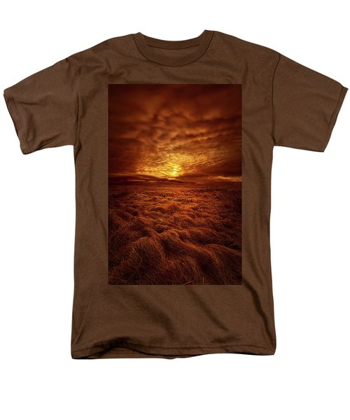 Men's T-Shirt  (Regular Fit) featuring the photograph Dare I Hope by Phil Koch