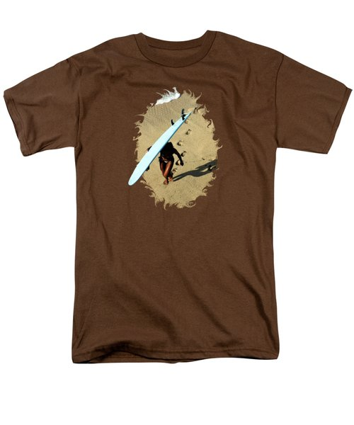Men's T-Shirt  (Regular Fit) featuring the photograph Dawn Patrol by DJ Florek