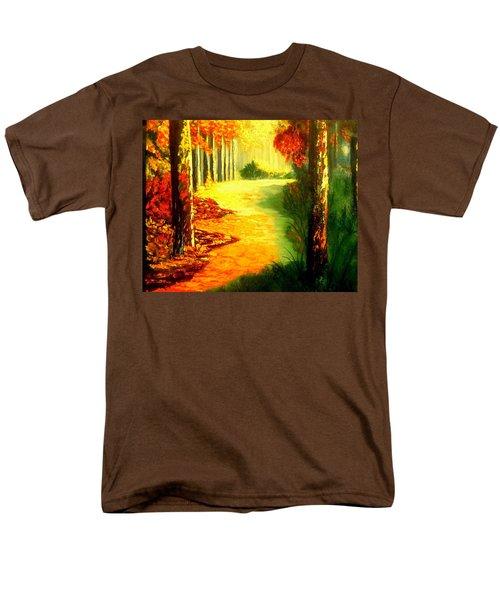 Day Of Rest Men's T-Shirt  (Regular Fit) by Manuel Sanchez