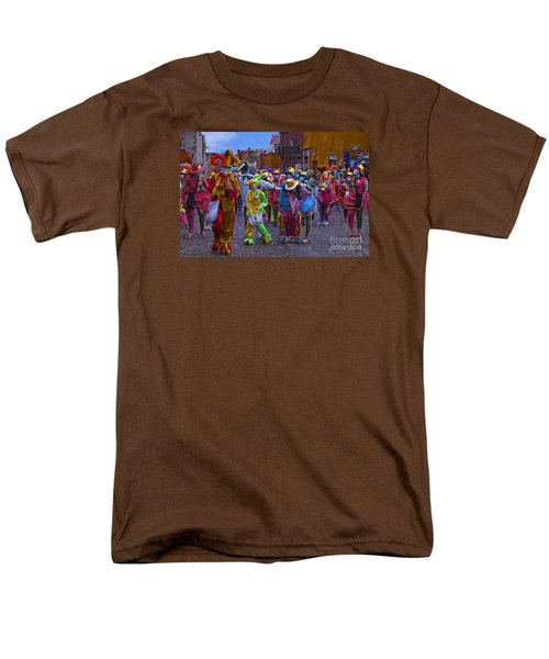 Day Of The Crazies 2013 Men's T-Shirt  (Regular Fit) by John  Kolenberg