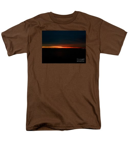 December Dawn,  Rays Of Hope  Men's T-Shirt  (Regular Fit) by Patricia E Sundik