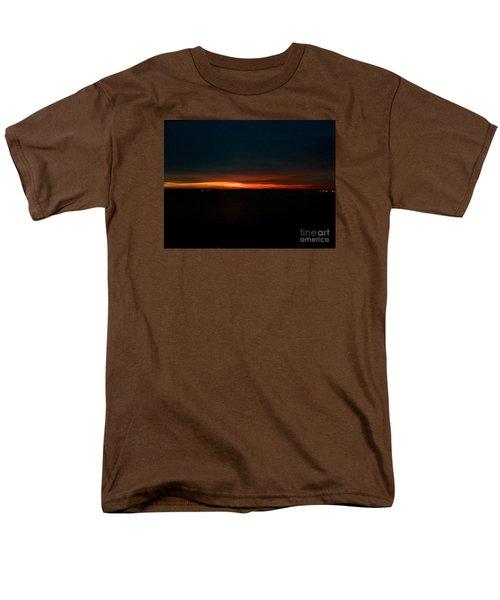 December Dawn,  Rays Of Hope  Men's T-Shirt  (Regular Fit)