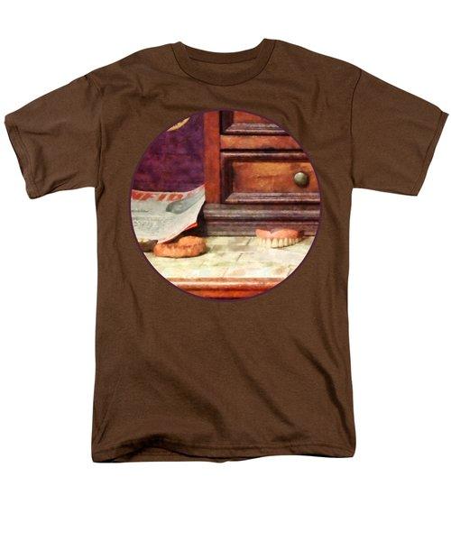 Dentist - Dentures Men's T-Shirt  (Regular Fit) by Susan Savad