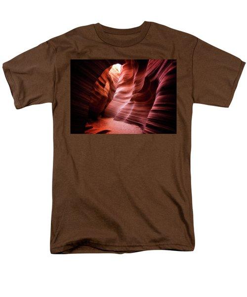 Desert Southwest Underworld Men's T-Shirt  (Regular Fit) by Nicki Frates