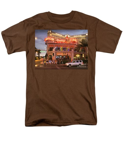 Diablo's Cantina In Las Vegas Men's T-Shirt  (Regular Fit) by RicardMN Photography