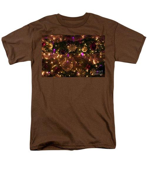 Dim The Lights Men's T-Shirt  (Regular Fit) by Marie Neder