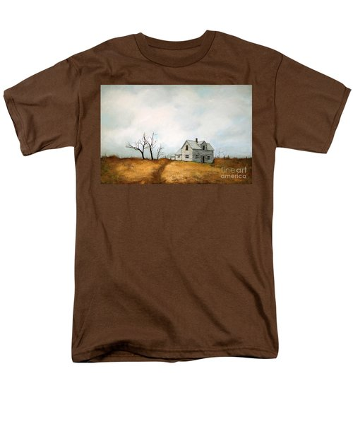 Distant Men's T-Shirt  (Regular Fit) by Inese Poga